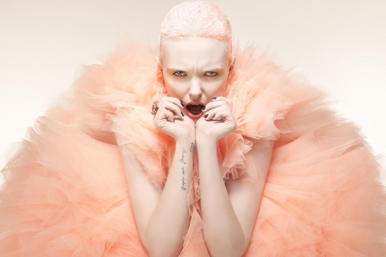 Bonnie Strange for Marina Ballerina PSD-11