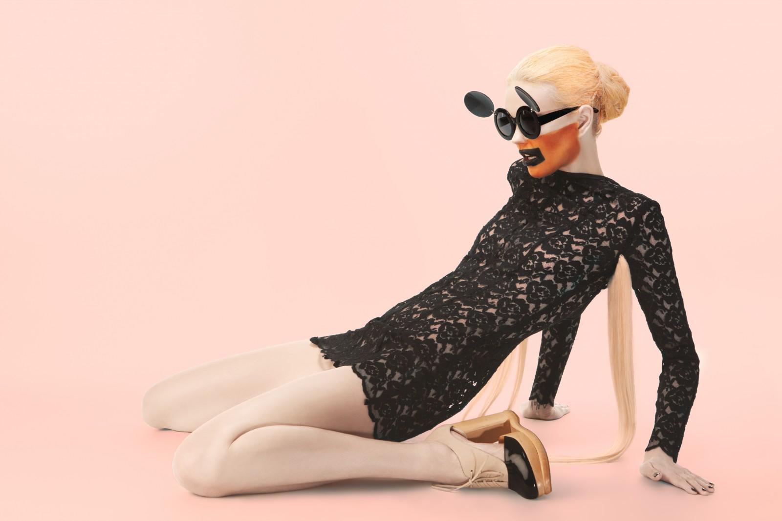 Bonnie Strange for Marina Ballerina PSD-3