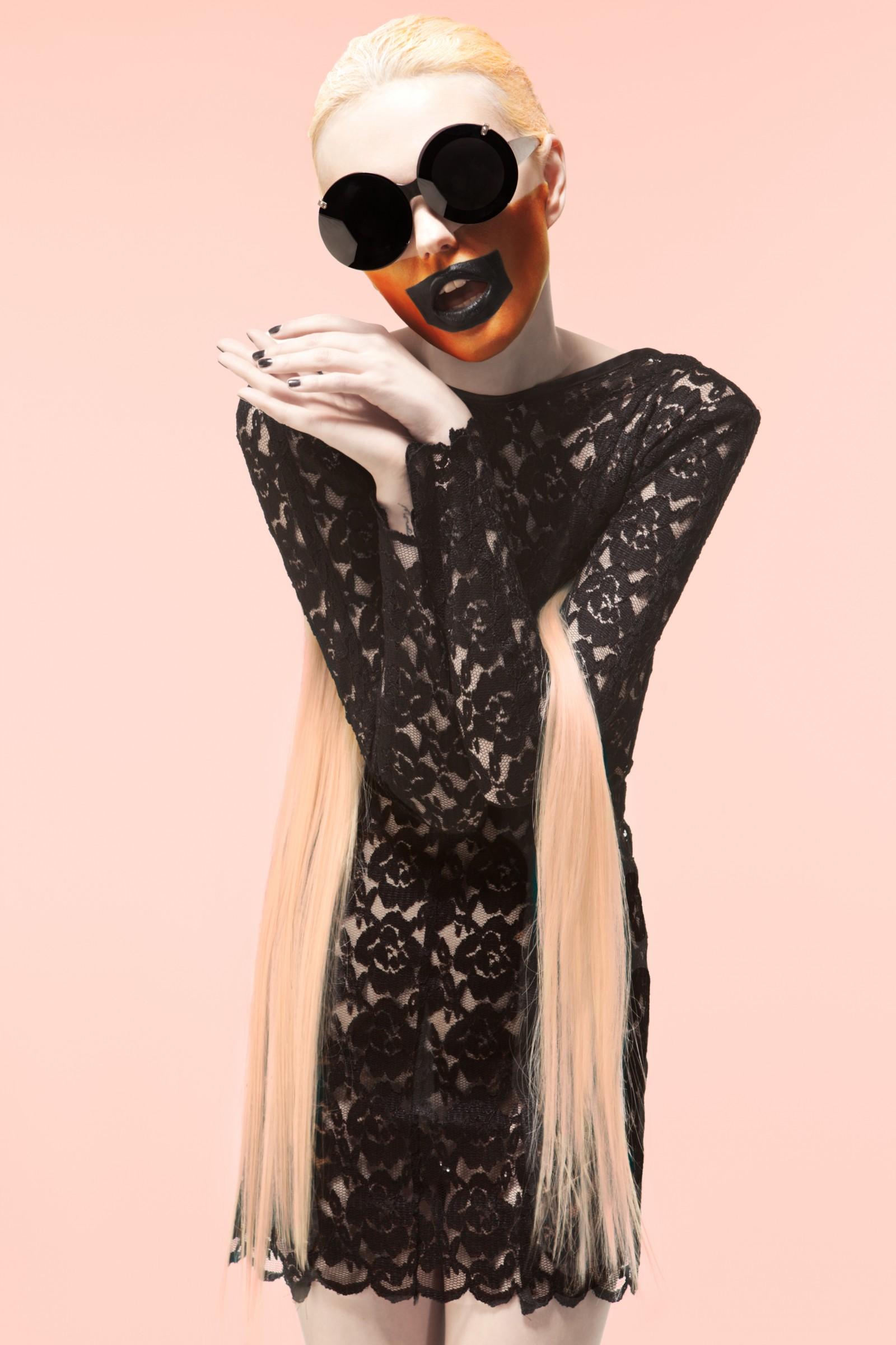Bonnie Strange for Marina Ballerina PSD-7 2